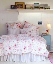 Rachel Ashwell Shabby Chic Wildflower Bouquet Cotton Poplin Twin Duvet