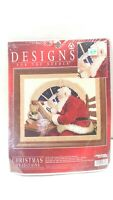 NOS SEALED DESIGNS FOR THE NEEDLE CHRISTMAS TRADITIONS 319839 CHECKING IT TWICE