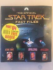 Collectable The Official Star Trek Fact Files No5 - star trek fact file 5