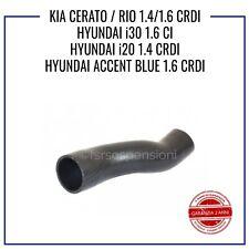 TUBO D'ARIA MANICOTTO INTERCOOLER KIA CERATO RIO 1.4 1.6 CRDI 282742A120
