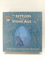Catan The Settlers of the Stone Age Mayfair Boardgame 3201