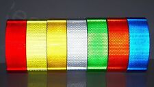 High Intensity Reflective Tape Self-adhesive Roll FREE INTERNATIONAL SHIPPING