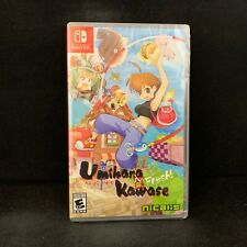 Umihara Kawase Fresh! (Nintendo Switch) BRAND NEW / Region Free