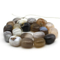 13*20mm Natural Persian gulf stone Oval Freeform Loose Beads Strand DIY 15''