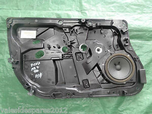 Ford Fiesta 2010 N/S P/S Passenger Front Electric Window Mechanism 8A61 A045H17