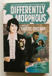 Differently Morphous Yahtzee Croshaw Dark Horse Prose Novel Book