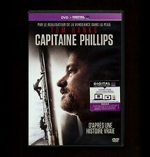 Captain Phillips (DVD, 2014, UltraViolet) Tom Hanks (REGION 2 not for USA)