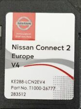 Carte SD GPS Europe 2019 v4 - Nissan Connect 2 - Database Q1.2018