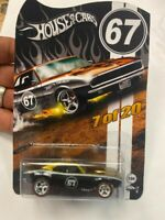 2021 Sacramento Weekend of Hot Wheels Gold Rush 1967 Camaro