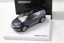 1:43 Norev Renault Espace Van purple DEALER NEW bei PREMIUM-MODELCARS