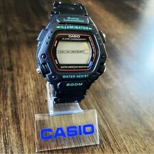 CLEAN Rare Vintage 1994 Casio DW-290-T Digital 200M Diver Watch, Module 1219