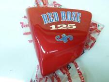 Cubierta lateral izquierda motorrad Aprilia 125 Rojo rosa Nuevo