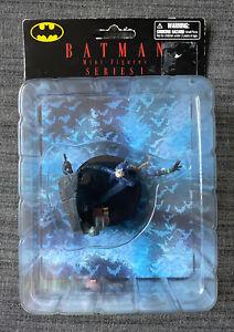 "CATWOMAN 3"" Figurine by KOTOBUKIYA Batman Mini Figures Series 1 DC Direct SEALED"