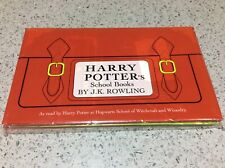 Harry Potter School Book Pack - Quidditch Through the Ages/Fantastic Beasts NEW