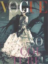 Vogue Italia So Couture,Marie Piovesan,Paolo Roversi,Harumi Klossowska,Unwerth