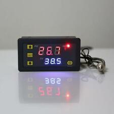 Digital Temperature Probe Thermocouple Sensor Embedded Thermostat