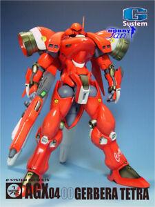 1/72 Gundam AGX-04 Resin Kit G-System