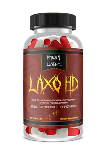 Ripped AF Labz - LAXO HD (5a Hydroxy Laxogenin) 100% Natural Anabolic Muscle