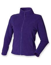 Abrigos y chaquetas de mujer polar de color principal morado