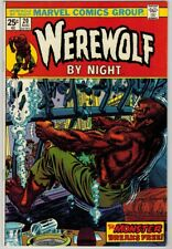 Werewolf By Night 20 (1974) NM-