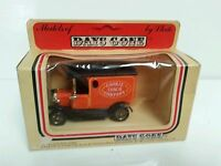 DAYS GONE - Cookie Coach Company Die Cast Toy Car Van Lledo 1983 Classic Toy Van
