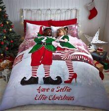 Sábanas y fundas de cama Catherine Lansfield color principal rojo de poliéster