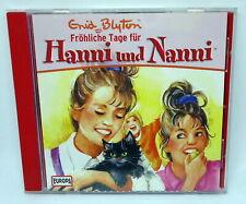 Fröhliche Tage für Hanni und Nanni - Folge 8 - Europa Hörspiel CD