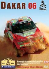 DAKAR RALLY 2006 (PARIS-DAKAR) Review - Morocco, Mauritania, Senegal  NEW DVD UK