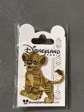 Pin's Collection Disney Roi Lion Lion King Simba NEUF SOLD OUT
