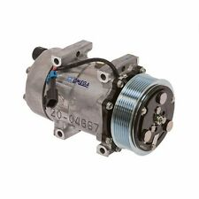 NEW AC A/C Compressor Fits: 2004 - 2015 Ford F650 / F750 L6 & V8 Diesel