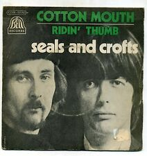 SEALS AND CROFTS : 45 T SIMPLE BEN 92052