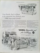 1947 York air conditioning from Dorothy Ann's Miami  Sears Roebuck Nationwide ad