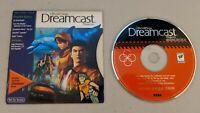 Official Sega Dreamcast Magazine Demo Disc, November 2000, Vol.8 - Shenmue Movie
