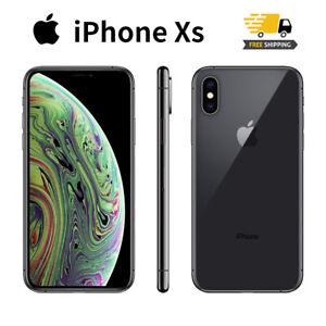 Apple iPhone XS - 64GB - Space Grau (Ohne Simlock) Smartphones 💎 Neu 💎 OVP 💎