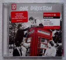 +5 BONUS TRACKS ONE DIRECTION Take Me Home EXCLUSIVE Deluxe Edition CD LIVE NEW