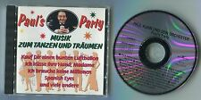 Paul Kuhn CD PAUL 'S PARTY © 1995 Sweden IMP. 12-Track Spanish Eyes SUPER Trouper