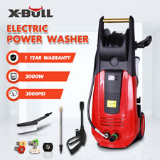 X-BULL  1.6 GPM Electric Pressure Washer 3000 PSI 2000W High Power Auto Washer