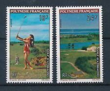 [71618] French Polynesia 1974 Sport Golf  MNH