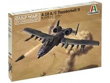 "Italeri 1/72 A-10 Thunderbolt II ""Gulf War"" Plastic Model Kit 1376 ITA1376"