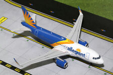 GEMINI JETS ALLEGIANT AIRLINES AIRBUS A319(S) 1:200 DIE-CAST G2AAY663 IN STOCK