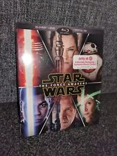 Star Wars The Force Awakens - Blu Ray - Exclusive TARGET packaging. NEW & SEALED
