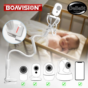 Soporte de Telefono Camara Universal Phone Holder Stand Baby Monitor Wall Mount