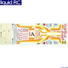 Tamiya 9495452 RC Sticker/Masking: Grasshopper The Hornet