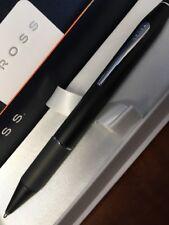 Cross Easy Writer Satin Black Ball Point Pen FANCY GIFT BOX 100% Genuine