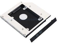 2nd HDD SSD Enclosure Caddy Adapter for ASUS N56 N76 N56J G75V G75VM G75VW G75VX