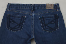 BKE Sabrina Boot Cut Size 28 Dark Wash Stretch Jeans Inseam 30