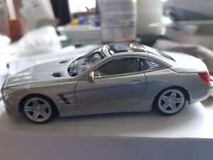Mercedes SL600 1/43