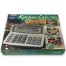Calculated Industries Kitchen Calc Pro #8304 (N) Conversion Calculator Digital