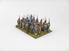 French Napoleonic line Infantry in dress 1815 Perry 28mm Pro Painted Waterloo