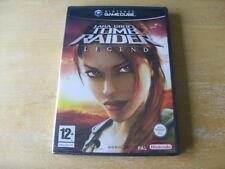Lara Croft Tomb Raider: Legend (Nintendo GameCube, 2006) NEW - SEALED